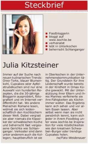 Aalener Wochenpost, Februar 2015