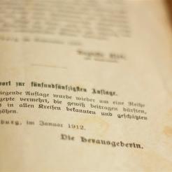 Diese 55. Ausgabe stammt aus dem Jahr 1912