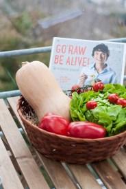 Go Raw be alive! (Boris Lauser)