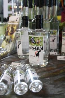 Noch mehr Gin, diesmal von der Alb