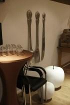 Liebevolle Details machen die Kochschule perfekt