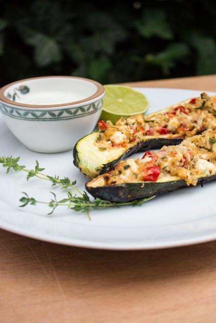 Gegrillte Quinoa-Zucchini5