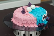 Fondanttorte Monster 15