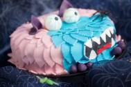 Fondanttorte Monster 4