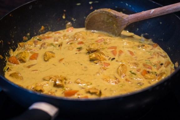 Bollywood Curry 3