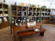 """Im """"Casa alla terra"""" bei San Gimignano fällt die Auswahl schwer"""