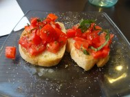 Bruschetta (Brown Suger, Florenz)