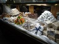 Süße Freude am Schaufenster in Florenz