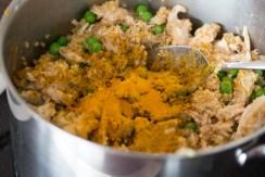 Bulgur Hähnchen Salat 2