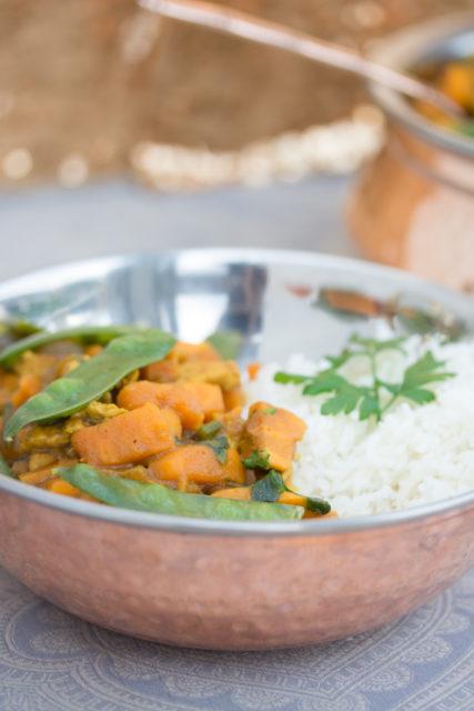 Curry Süßkartoffel 5