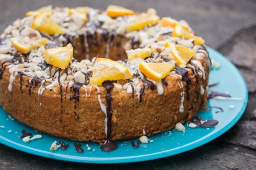 Orangen Kuchen Backchallenge 2