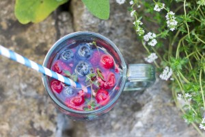 Berry Thyme Tonic 4