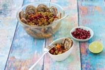 Granatapfel-Couscous-Salat 1