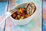 Granatapfel-Couscous-Salat 5