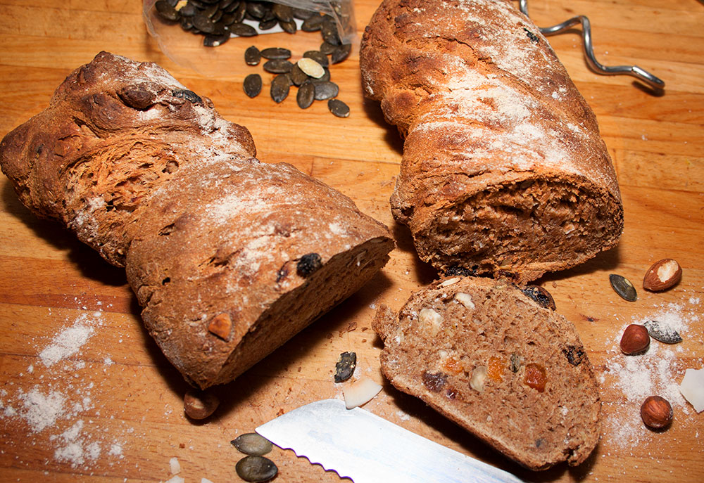 Adventsbrot