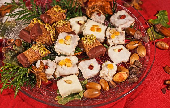 Marzipan aus Eicheln