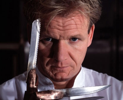 Gordon Ramsay – Kin Knives Limited Edition (1/2)