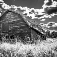 Abandoned Barn, New York