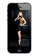 iPhone 5, 倖田來未, Koda Kumi,