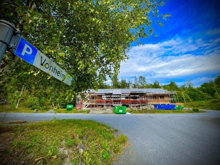 Kodal Ungdomslag pusser opp Kulturhuset Vonheim for millioner.