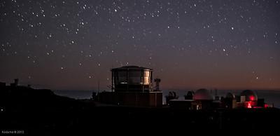 USAF satellite tracking facilities