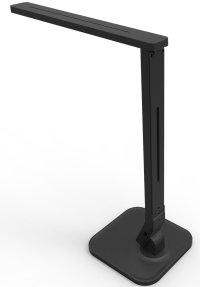 Black Dimmable LED Desk Lamp  Home Decor