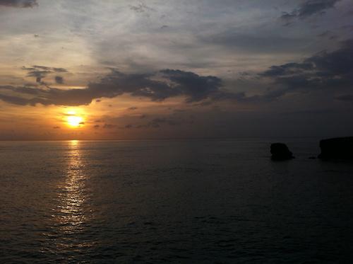 Sunset, Lembongan - Bali