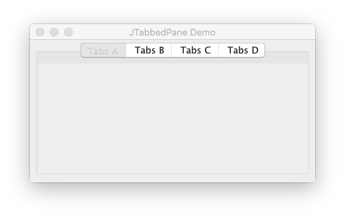 JTabbedPane Disable Enable Tab