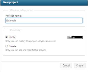Public UML Online