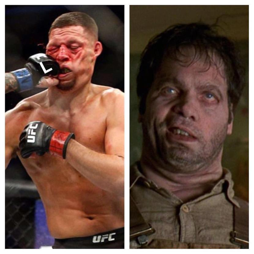Nate Diaz vs. Conor McGregor replay