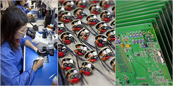 Manufacturing-for-Electronic-Markets