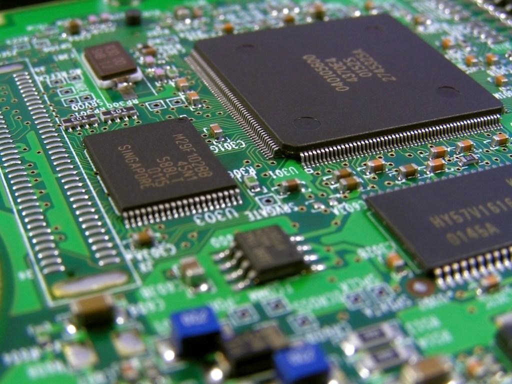 circuit-board-multi-layer-PCB