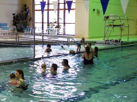 Base Kodiak  Mwr Division  Aquatics Facility