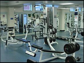 Base Kodiak  Mwr Division  Northern Lights Fitness Center