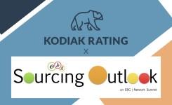 Kodiak Rating joining Sourcing Outlook 2019