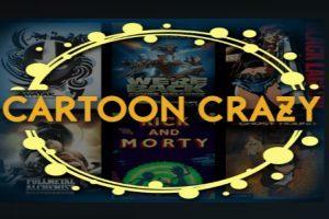Cartoon Crazy logo