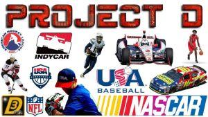 Project D logo