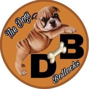 The Dogs Bollocks logo