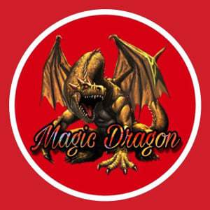 The Magic Dragon logo