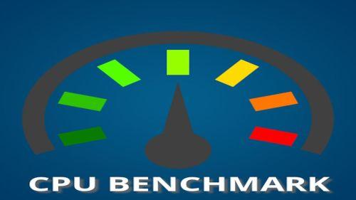 CPU Benchmark logo