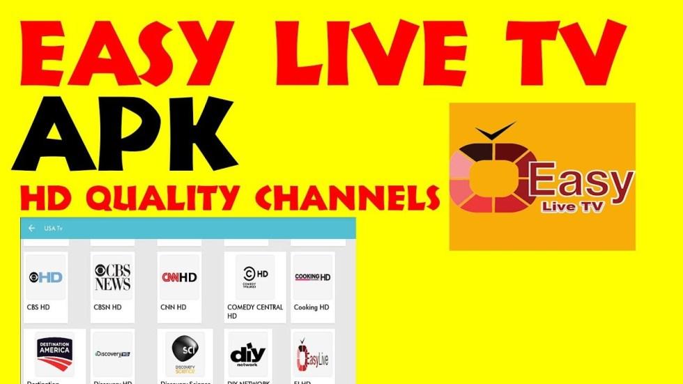 Set up LIVE TV APK * Watch FREE USA & UK IPTV* latest APK