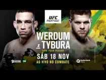 UFC Sydney: Werdum x Tybura
