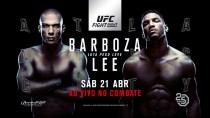 UFC Atlantic City: Barboza x Lee