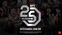 Dana White e Minotauro convidam para participar do concurso UFC 25 anos