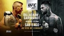 UFC 227: Duas disputas de título