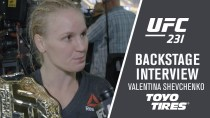 "UFC 231: Valentina Shevchenko – ""I am a Full MMA Fighter"""