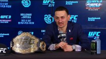 UFC 231: Post-fight Press Conference Highlights