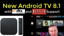 🔴Android TV with NetFlix, Dolby DTS and a BT remote for under $80!