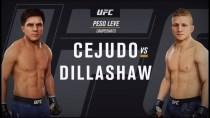 GAME UFC: Cejudo x Dillashaw | Hernandez x Cerrone