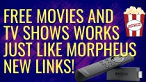 (NEW 2019) ONE OF BEST FREE MOVIE & TV SHOW APP FOR 2019 FIRESTICK READY 100% FREE LIKE MORPHEUS!!